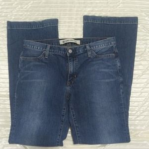 Gap Long and lean boot cut jeans
